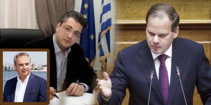 Γιάννης Μαγκριώτης*: Όταν υπουργός υποδομών αδειάζει μέσα σε 48 ώρες την Περ. Κεντρική Μακεδονίας, τι συμπέρασμα εξάγεται;