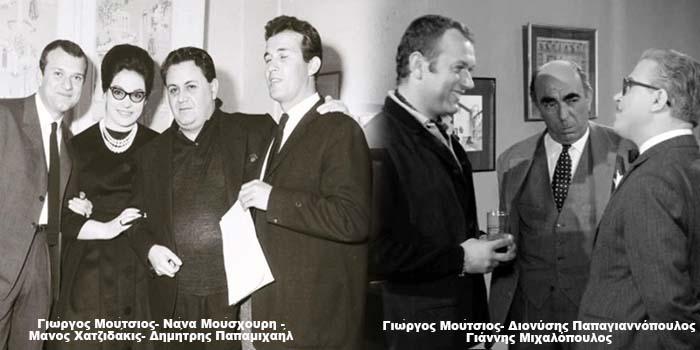 Καλημέρα με πρόσωπα και γεγονότα της Μεσσηνίας - Σαν σήμερα…..31 Ιανουαρίου 1932. Γεννήθηκε ο ηθοποιός Γιώργος Μούτσιος