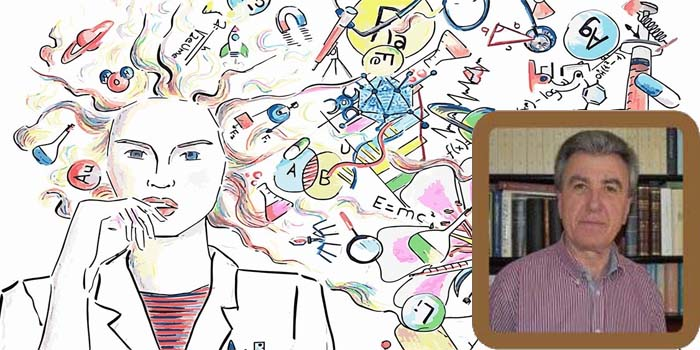 Νίκος Τσούλιας*: Η επιστήμη διώχνει τον φόβο, αναζητεί την ομορφιά!
