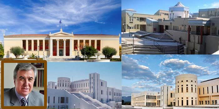 Νίκος Τσούλιας*: Δημοκρατία, ελευθερία και ασφάλεια στα Πανεπιστήμια