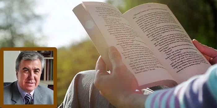 Νίκος Τσούλιας*: Το διάβασμα δημιουργεί έναν δικό του κόσμο
