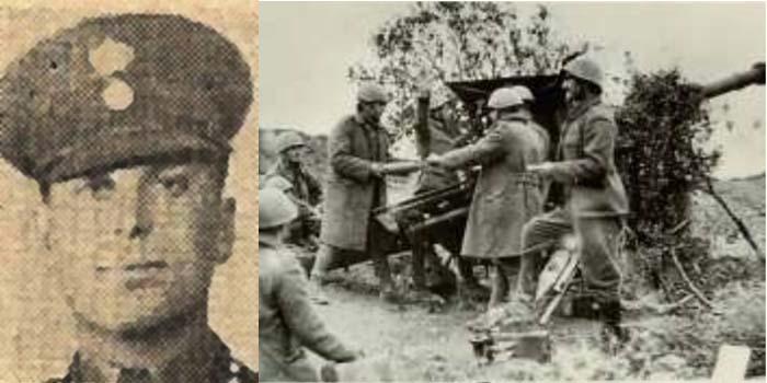 Καλημέρα με πρόσωπα και γεγονότα της Μεσσηνίας - Σαν σήμερα……10 Ιανουαρίου 1941. Σκοτώθηκε ο Υπολοχαγός Παναγιώτης Μπουγάς