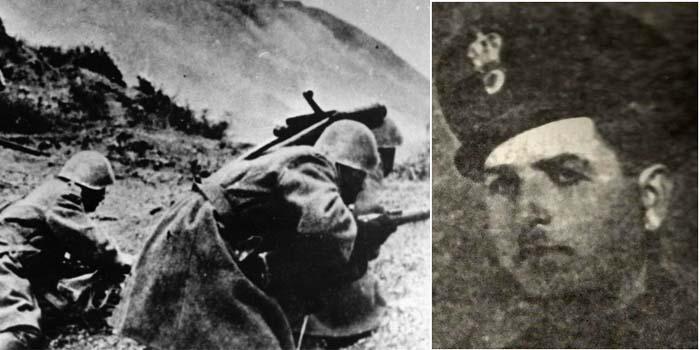 Καλημέρα με πρόσωπα και γεγονότα της Μεσσηνίας - Σαν σήμερα…..29 Ιανουαρίου 1941. Σκοτώθηκε ο Υπολοχαγός Ιωάννης Παπαδημητρόπουλος