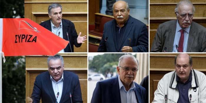 ΣΥΡΙΖΑ: Νέες εσωκομματικές ισορροπίες - Αναδιοργανώνεται η «αριστερή» πτέρυγα - Το «μανιφέστο της ομπρέλας»
