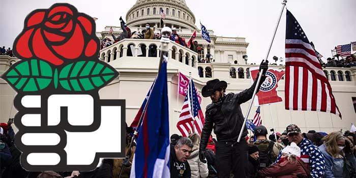 Η Σοσιαλιστική Διεθνής καταδικάζει την επίθεση που δέχτηκε η Δημοκρατία στις ΗΠΑ
