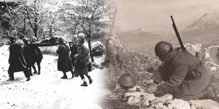 Καλημέρα με πρόσωπα και γεγονότα της Μεσσηνίας - Σαν σήμερα……5 Ιανουαρίου 1941. Πέθανε από το υπερβολικό ψύχος στο αλβανικό μέτωπο ο Γιάννης Σκιαδόπουλος