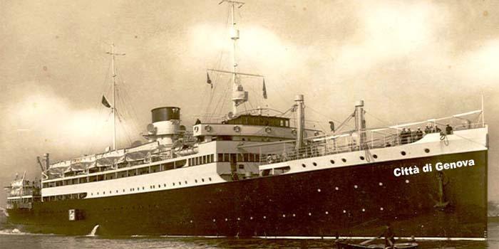 """Καλημέρα με πρόσωπα και γεγονότα της Μεσσηνίας - Σαν σήμερα…..21 Ιανουαρίου 1943. Ο Φαίδων Γεννηματάς πνίγεται στο ναυάγιο του """"Citta di Genova"""""""