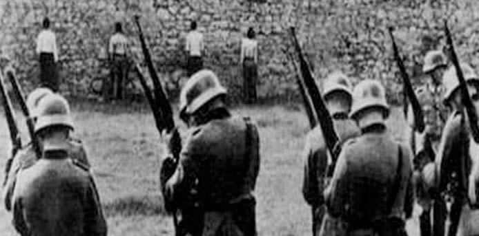 Καλημέρα με πρόσωπα και γεγονότα της Μεσσηνίας - Σαν σήμερα……17 Φεβρουαρίου 1944. Εκτελέσεις στη Μικρομάνη-Ανατίναξη του δικτύου ύδρευσης Καλαμάτας