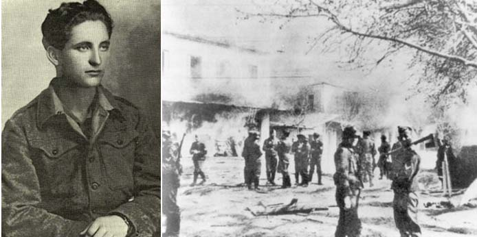 Καλημέρα με πρόσωπα και γεγονότα της Μεσσηνίας - Σαν σήμερα……7 Φεβρουαρίου 1944. Οι αντάρτες χτυπούν φάλαγγα αυτοκινήτων στην Καζάρμα