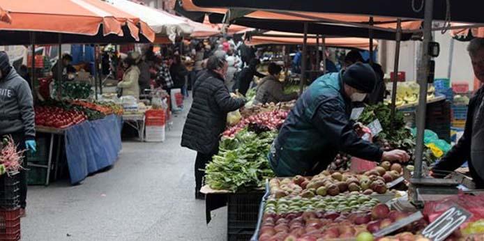 Κανονικά θα λειτουργήσουν το επόμενο Σάββατο οι λαϊκές αγορές σε Αθήνα και Θεσσαλονίκη