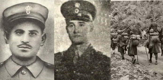 Καλημέρα με πρόσωπα και γεγονότα της Μεσσηνίας - Σαν σήμερα……9 Φεβρουαρίου 1941. Δυο ακόμη Μεσσήνιοι θυσιάζονται για την πατρίδα