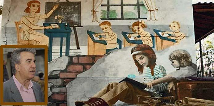 Νίκος Τσούλιας: Το σχολείο και η παιδεία είναι η απάντηση
