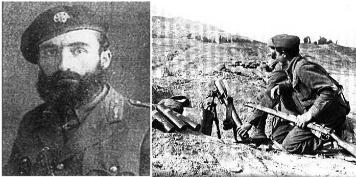 Καλημέρα με πρόσωπα και γεγονότα της Μεσσηνίας - Σαν σήμερα……5 Φεβρουαρίου 1944. Πραγματοποιείται η πρώτη μάχη του Αγίου Φλώρου