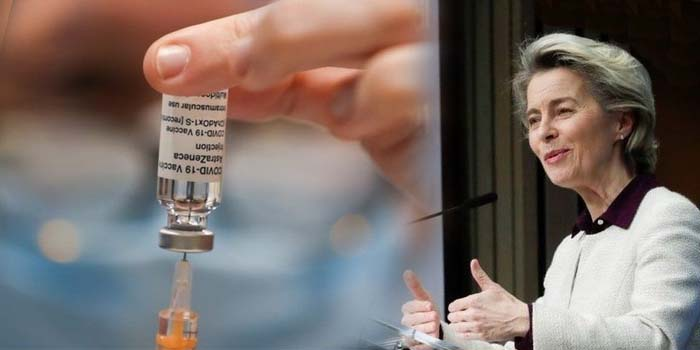 Κορονοϊός: Συμφωνία AstraZeneca - Ε.Ε. για επιπλέον 9 εκατ. Δόσεις – Βιντεοδιάσκεψη ΕΕ με φαρμακευτικές