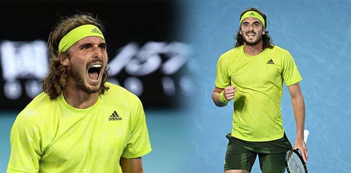 Australian Open: Θρίαμβος του Στέφανου Τσιτσιπά με 3-2 σετ επί του Ναδάλ! - Πέρασε στους «4»
