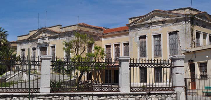 Θετική εξέλιξη για τη διάσωση του παλιού νοσοκομείου Χατζηκώστα στο Μεσολόγγι
