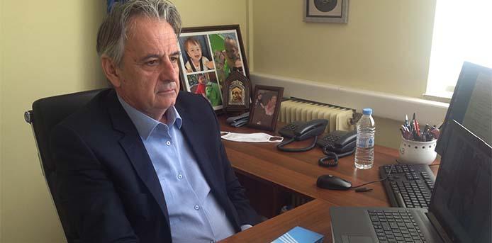 Βασίλης Γιαννακόπουλος: Ηλεκτρονικά η κατάθεση των δικαιολογητικών για αντικατάσταση διπλώματος.