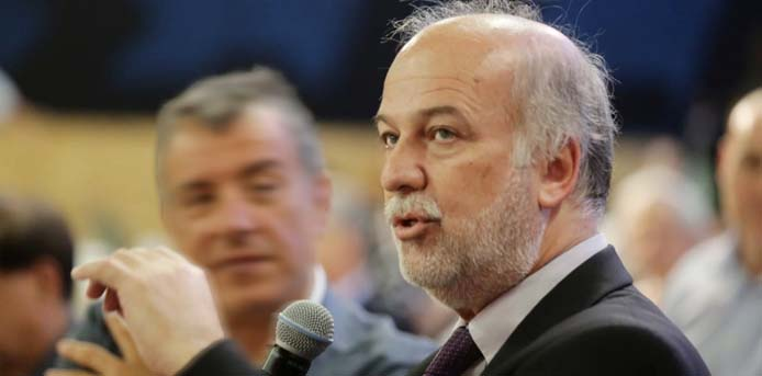 Γιώργος Φλωρίδης: Άντε με το καλό και στο ψηφοδέλτιο Επικρατείας του ΣΥΡΙΖΑ ο Κουφοντίνας