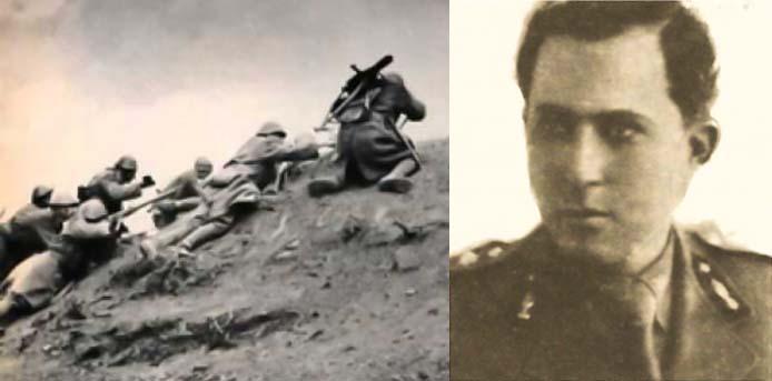 Καλημέρα με πρόσωπα και γεγονότα της Μεσσηνίας - Σαν σήμερα……13 Μαρτίου 1941 Φονεύτηκε ο Λοχαγός Θεόδωρος Κωνσταντόπουλος