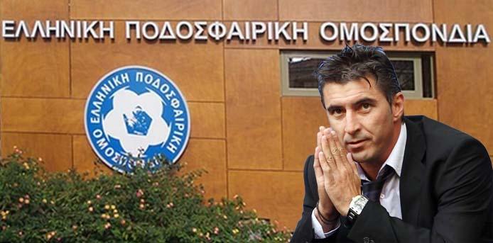 Ανατροπή τελικά με Ζαγοράκη, ανακοινώνει την υποψηφιότητά του για την ΕΠΟ