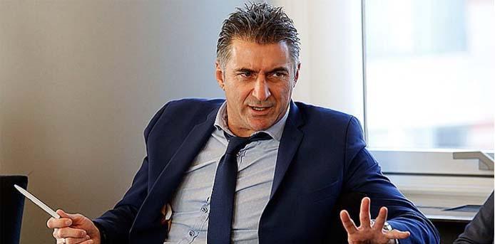 Πανηγυρική εκλογή Ζαγοράκη στην προεδρία της ΕΠΟ