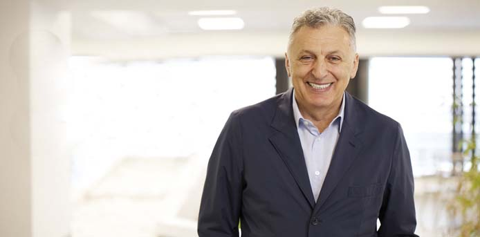 Πέθανε επιχειρηματίας Μπόρις Μουζενίδης από επιπλοκές κορονοϊού