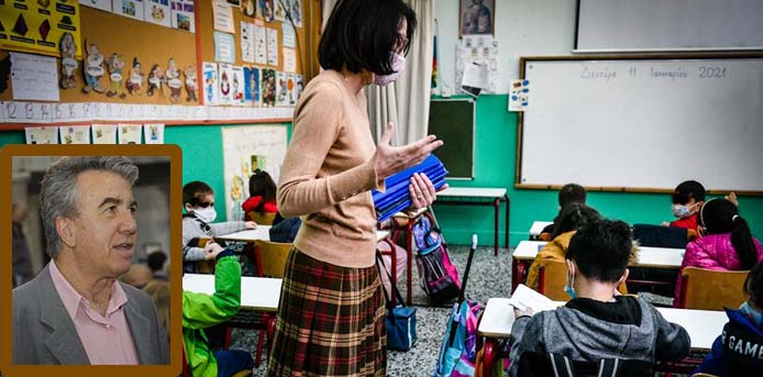 Νίκος Τσούλιας*: Μαθητές σε απόγνωση