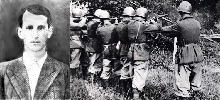 Καλημέρα με πρόσωπα και γεγονότα της Μεσσηνίας - Σαν σήμερα……28 Μαρτίου 1943.Εκτελείται από τους Ιταλούς ο Νικόλαος Λόντος