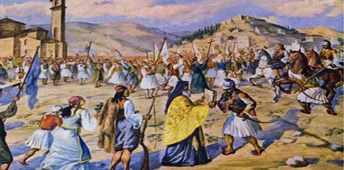 Καλημέρα με πρόσωπα και γεγονότα της Μεσσηνίας - Σαν σήμερα……23 Μαρτίου 1821. Απελευθερώνεται η Καλαμάτα από τους Τούρκους