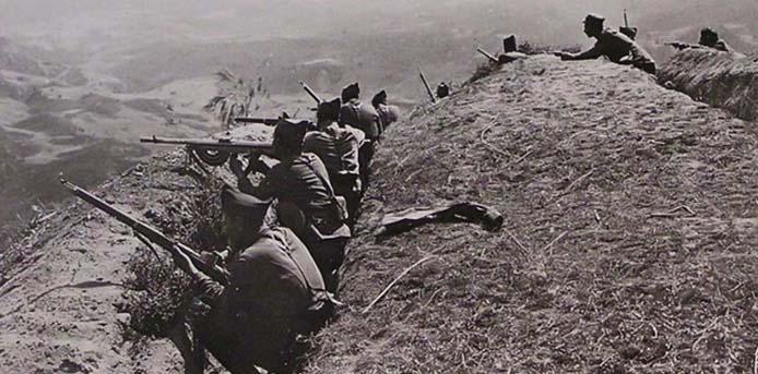 Καλημέρα με πρόσωπα και γεγονότα της Μεσσηνίας - Σαν σήμερα……18 Μαρτίου 1921. Σκοτώθηκε ο Λοχαγός Δημήτρης Μπραΐμης