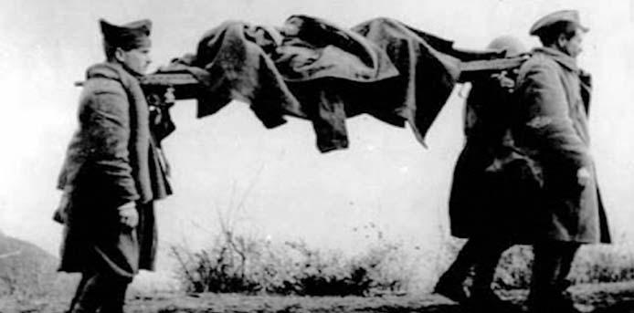 Καλημέρα με πρόσωπα και γεγονότα της Μεσσηνίας - Σαν σήμερα……9 Μαρτίου 1941. Δώδεκα Μεσσήνιοι σκοτώνονται στο αλβανικό μέτωπο