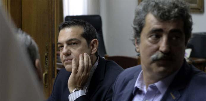 Ο Πολάκης αμφισβητεί τον Τσίπρα για το αν η ΝΔ είναι κόμμα δωσίλογων και του βγάζει... γλώσσα: «Να τελειώνουμε με τις παρανοήσεις...»