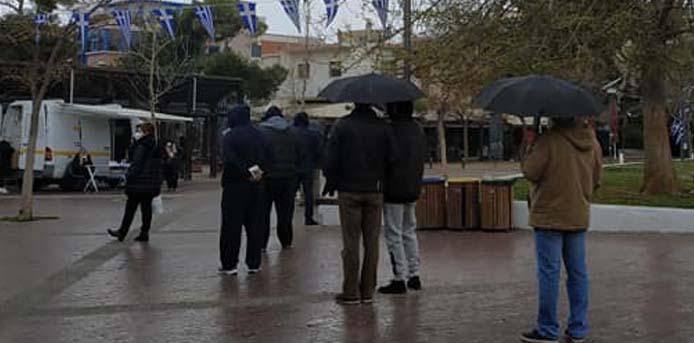 Δήμος Βριλησσίων: Αποτελέσματα δειγματοληπτικού έλεγχου – Επανάληψη διαδικασία Τετάρτη 7 Απριλίου