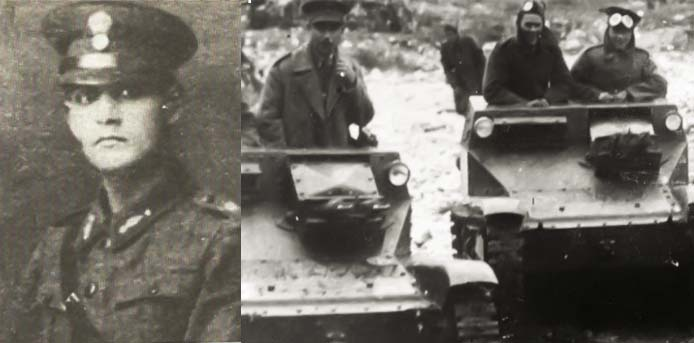 Καλημέρα με πρόσωπα και γεγονότα της Μεσσηνίας - Σαν σήμερα……8 Απριλίου 1941. Σκοτώθηκε ο Ανθυπίλαρχος Κωνσταντίνος Κουρκουτάς