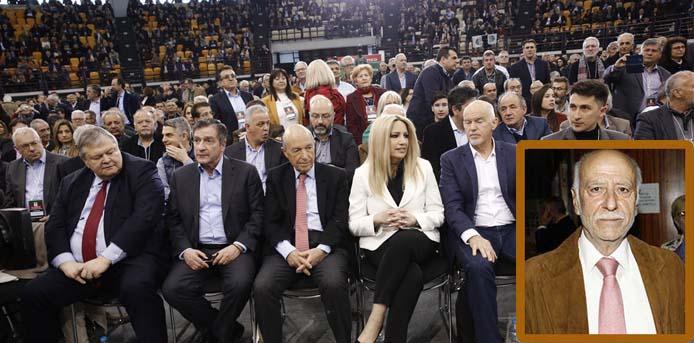 Μάκης Γιομπαζολιάς: Χωρίς ενότητα, ουδέν..
