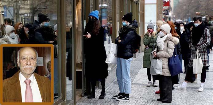 Μάκης Γιομπαζολιάς*: Η διαχείριση της πανδημίας