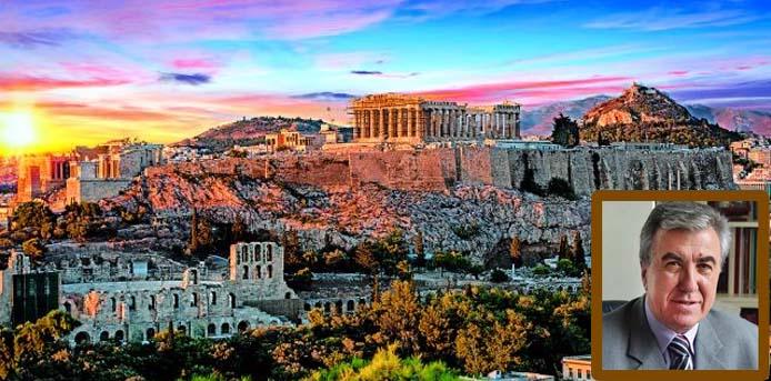 Νίκος Τσούλιας*: Λατρεύουμε την Αθήνα!