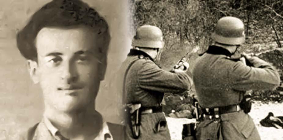 Καλημέρα με πρόσωπα και γεγονότα της Μεσσηνίας - Σαν σήμερα……1 Απριλίου 1944 Εκτελέστηκε από τους Γερμανούς ο Περικλής Γιαννόπουλος