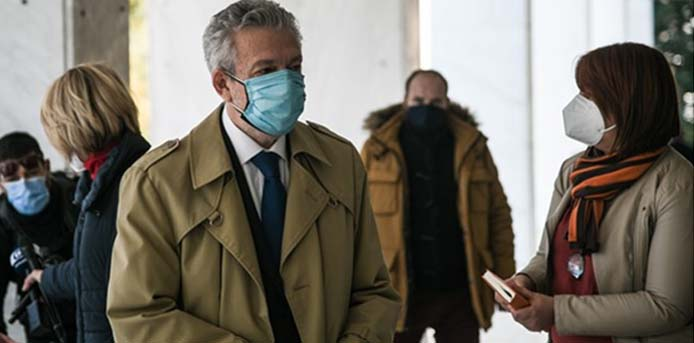 Ο Κοντονής «καίει & τσουρουφλίζει» τον ΣΥΡΙΖΑ: Έκανε τη δωροδοκία πλημμέλημα για συγκεκριμένη υπόθεση – Θα τα πω όλα με ονόματα
